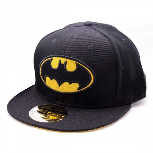 Кепка Batman Black Logo (HBATCAP1290)