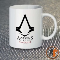 Кружка Logo Assassins Creed Syndicate