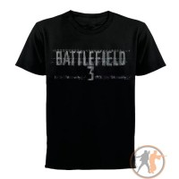 Футболка Battlefield 3 Distortion Logo