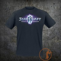Футболка Starcraft 2 T-Shirt Heart Of The Swarm