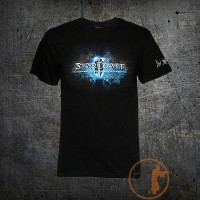Футболка Starcraft 2 T-Shirt Logo