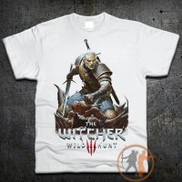 Футболка The Witcher 9