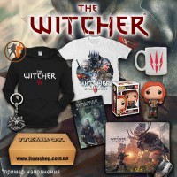 GOLD BOX THE WITCHER