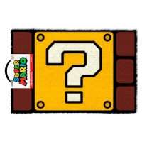 Придверный коврик Super Mario - Question Mark Block (GP85084)