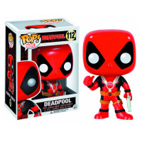 Фигурка Funko POP! Deadpool Thumb Up - Marvel (7487)