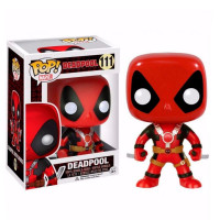 Фигурка Funko POP! Deadpool Two Swords - Marvel (7486)