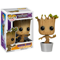 Фигурка Funko POP! Dancing Groot - Guardians Of The Galaxy 2 (5104)