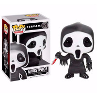 Фигурка Funko POP! Ghostface - Scream Horror (3360)
