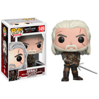 Фигурка Funko POP! Geralt - The Witcher (12134)
