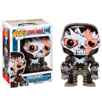 Фигурка Funko POP! Crossbones - Marvel (7527) (Exc)