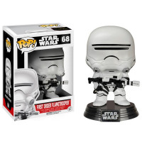 Фигурка Funko POP! First Order Flametrooper - Star Wars (6224)
