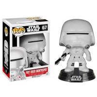 Фигурка Funko POP! First Order Snowtrooper - Star Wars (6223)