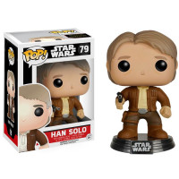 Фигурка Funko POP! Han Solo - Star Wars (6584)