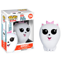 Фигурка Funko POP! Gidget - The Secret Life of Pets (9004)