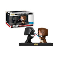 Фигурка Funko POP! Darth Vader & Obi Wan Kenobi - Star Wars (23232) (Exc)