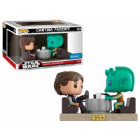 Фигурка Funko POP! Han Solo & Greedo Cantina (Exc) - Star Wars (23229) (Exc)