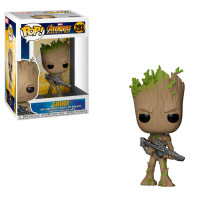 Фигурка Funko POP! Groot - Avengers Infinity War Marvel (26904)