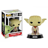 Фигурка Funko POP! Dagobah Yoda - Star Wars (10105)