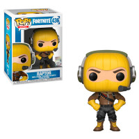 Фигурка Funko POP! Raptor - Fortnite Series 1 (36823)