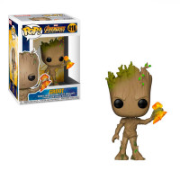 Фигурка Funko POP! Groot - Avengers Infinity War Marvel (35773)