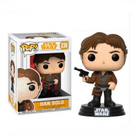 Фигурка Funko POP! Han Solo - Star Wars (26974)