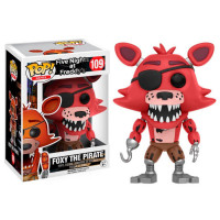 Фигурка Funko POP! Foxy The Pirate - Five Nights at Freddy's (11032)