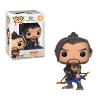 Фигурка Funko POP! Hanzo - Overwatch Series 4 (32272)