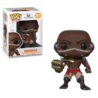 Фигурка Funko POP! Doomfist - Overwatch Series 4 (32282)