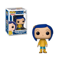Фигурка Funko POP! Coraline in Raincoat - Coraline (32813)