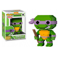Фигурка Funko POP! Donatello 8 Bit - Teenage Mutant Ninja Turtles (22983)
