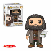 Фигурка Funko POP! Hagrid with Cake - Harry Potter (35508)