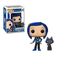 Фигурка Funko POP! Coraline with Cat Buddy - Coraline (32811)