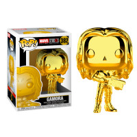 Фигурка Funko POP! Gamora Gold (Chrome) - Marvel: Studios 10 (33519)