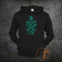 Толстовка Keep Calm League of Legends