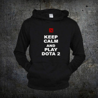 Толстовка Keep Calm and Play Dota 2