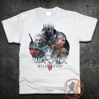 Футболка The Witcher 7