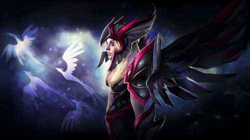 Кружка Vengeful spirit