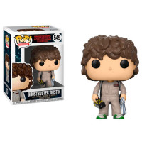 Фигурка Funko POP! Dustin Ghostbuster - Stranger Things (21484)