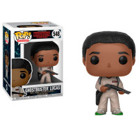 Фигурка Funko POP! Lucas Ghostbuster - Stranger Things (21485)