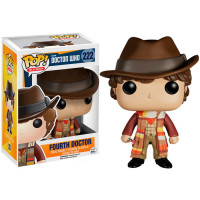 Фигурка Funko POP! 4th Doctor - Doctor Who (4629)