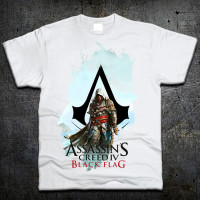 Футболка Assassins Creed 4 Black Flag