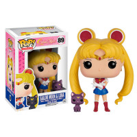 Фигурка Funko POP! Sailor Moon & Luna - Sailor Moon (6350)