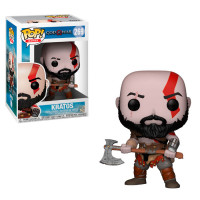 Фигурка Funko POP! Kratos with Axe - God of War (27031)