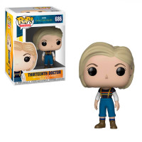 Фигурка Funko POP! Thirteenth Doctor - Doctor Who (32828)