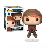 Фигурка Funko POP! Ron Weasley (on Broom) - Harry Potter (26721)