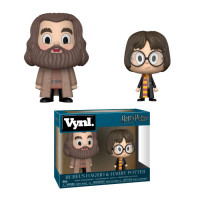 Набор фигурок Rubeus Hagrid & Harry Potter - Harry Potter (26524)
