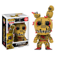 Фигурка Funko POP! Spring Trap - Five Nights at Freddy's (11033)