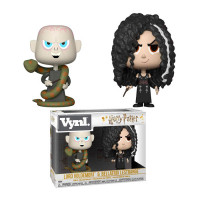 Набор фигурок Lord Voldemort and Bellatrix Lestrange - Harry Potter (BCC9UU55)