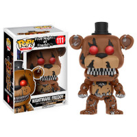 Фигурка Funko POP! Nightmare Freddy - Five Nights at Freddy's (11064)