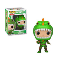 Фигурка Funko POP! Rex - Fortnite Series 1 (34957)